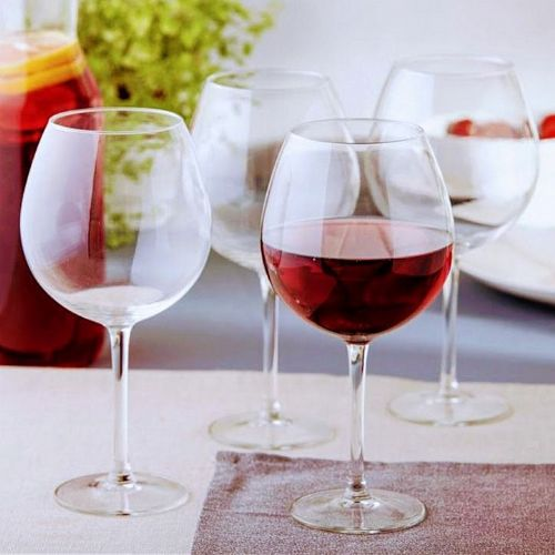 4 XXL Wine Glasses 720 ml